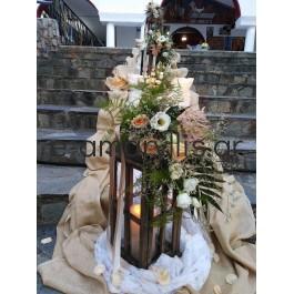 Στολισμός γάμου στο Άλσος Φιλαδελφείας